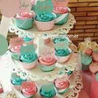 Jual Cupcake Tier Arniss / Fountain Tier / Tempat Kue 3 Susun Murah