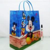 Paper bag mickey mouse 28cm x 28cm x 11cm