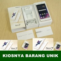 hp oppo neo 7 smartphone - white [16gb/ 1gb] / handphone oppo neo7