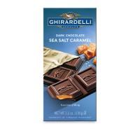 GHIRARDELLI Chocolate Bars Caramel 100 gr