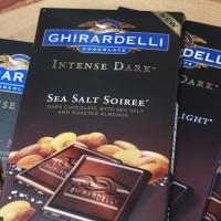GHIRARDELLI Intense Dark Chocolate Bars 100 gr
