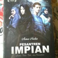 Harga buku novel pesantren impian by asma nadia cover | Hargalu.com