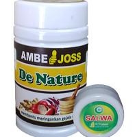 Paket Herbal Obat Ambejoss dan Salwa De Nature Indonesia