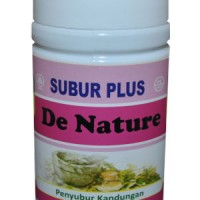 Subur Plus Herbal De Nature indonesia Pennyubur Kandungan