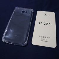 Jual Anti Crack / Banting TPU Case Casing Samsung Galaxy A7 2017 (A720) Murah