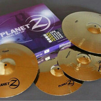 "Zildjian Planet Z Z4 Cymbal Set 14""+16""+20"""