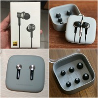 EARPHONE ORIGINAL XIAO MI IN-EAR HYBRID PRO HD, TRIPLE DRIVER HEADSET