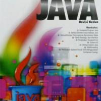 Buku Mudah Belajar Java (Revisi Kedua) + CD