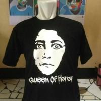 Kaos/ Baju/ Suzana/ queen of horor/ t-shirts