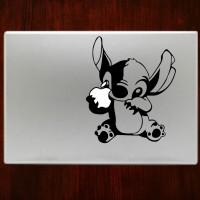 Sticker Laptop/Handphone/Macbook/iPhone (Stitch Holding)