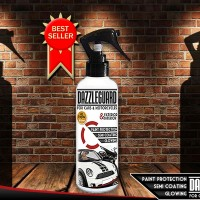 [Dazzle Guard 250ml] Wax Coating Paint Protection Spray Mobil/Motor