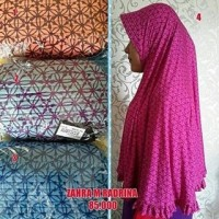ELZATTA Hijab Zahra M Radrina Kerudung Jilbab Instan Terbaru Asli