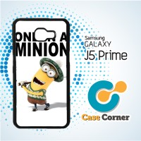 Casing HP Samsung Galaxy J5 Prime One In A Minion Despicable Me