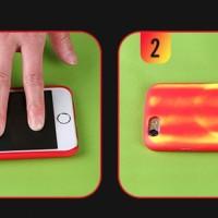 Jual Casing Berubah Warna Sensor Panas Dingin Iphone 6 Murah