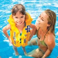Harga baju jaket ban rompi pelampung renang anak swim vest intex | Hargalu.com