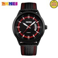 SKMEI Jam tangan analog Casual Pria 9116CL Red terlaris