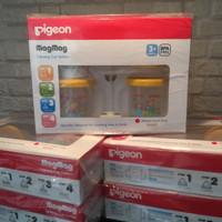 Jual Pigeon Mag Mag Training Cup System (gelas belajar minum anak) Murah