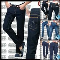 Jual celana jeans pria jins denim panjang katun pendek joger murah Murah