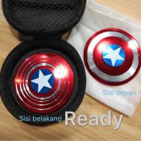 Fidget Spinner Captain America Shield Marvel LIMITED!