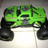 Jual Mobil Remote Control Tipe Offroad Rock Crawler King skala 1:12 4WD Murah