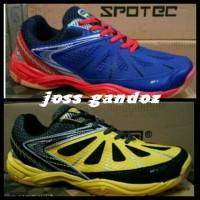 Sepatu Badminton SPOTEC / li-ning yonex astec volley volly mizuno