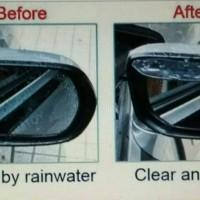 Mica pelindung spion / autocar mica pelindung dari hujan