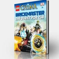 LEGO Legends of Chima Brickmaster: The Quest for CHI (L ORI 514 0647