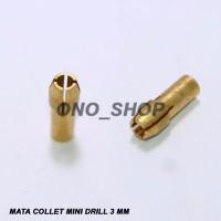 Mata Collet Mini Drill 3mm Terbatas