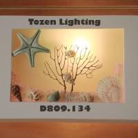 Lampu Dinding Kapur atau Gypsum D809/134