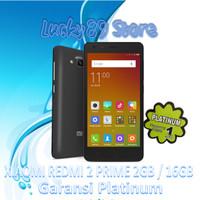 XIAOMI REDMI 2 PRIME 4G LTE (2G/16GB) GARANSI DISTRIBUTOR 1 TAHUN