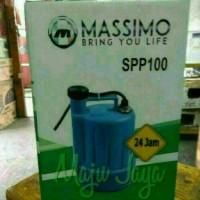 """Pompa Celup 100 Watt Non Stop """" MASSIMO """""""