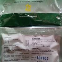 Obat Unggas Vita plex 50 kaplet medion vitamin B komplek