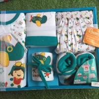 Koleksi Perlengkapan Bayi baru Baby Set Kiddy / baby gift /  Baju Bayi