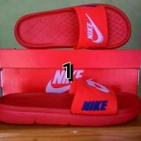 sendal slop nike airmax import promo murah adidas kickers fladeo geox