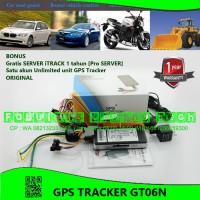 GPS TRACKER GT06N SERVER ORANGE BOMBASTIS