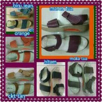 sandal kulit asli garut