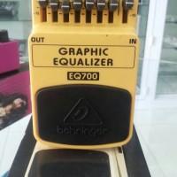 Jual BEHRINGER EQ700 Graphic Equalizer Harga CUCI GUDANG