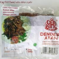 DonKing Dendeng Ayam Kampung + ekstra sambal & kremes - Enak, Murah, H