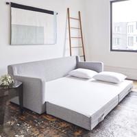 Sofa Bed Ukuran Besar Desain Elegant Termurah