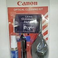 Pembersih Kamera Cleaning Kit ( Canon ) Pembersih Laptop Proyektor Dll