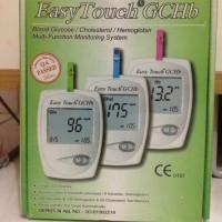 EASY TOUCH Test Gula Hemoglobin Cholesterol 3in1 4 ulasan