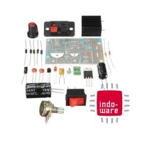 nyolder sendiri LM317 voltage regulator module kit LM317 DIY