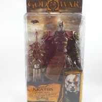 NECA Kratos God Of War Ares Armor and Blade Of Olympus and Athena NEW