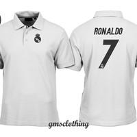 Polo Shirt Real Madrid 5