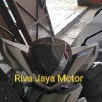VISOR WINDSHIELD YAMAHA SOUL GT 125 LED BLUE CORE TGP
