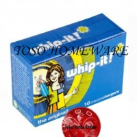 Whip It Cream Gas Charger N2O
