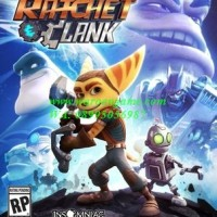 PS4 Ratchet and Clank Digital Voucher Code Full Game Download R3