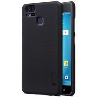 Nillkin Hard Case Frosted Shield Asus Zenfone 3 Zoom S ZE553KL - Black