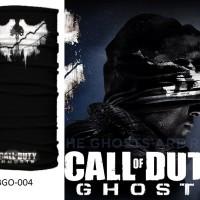 Jual Buff Bandana Call of Duty COD Game Watch Dogs Masker Multifungsi Keren Murah