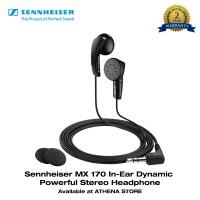 Jual SENNHEISER Powerful Stereo Earphone MX 170 Headset Headphone Murah